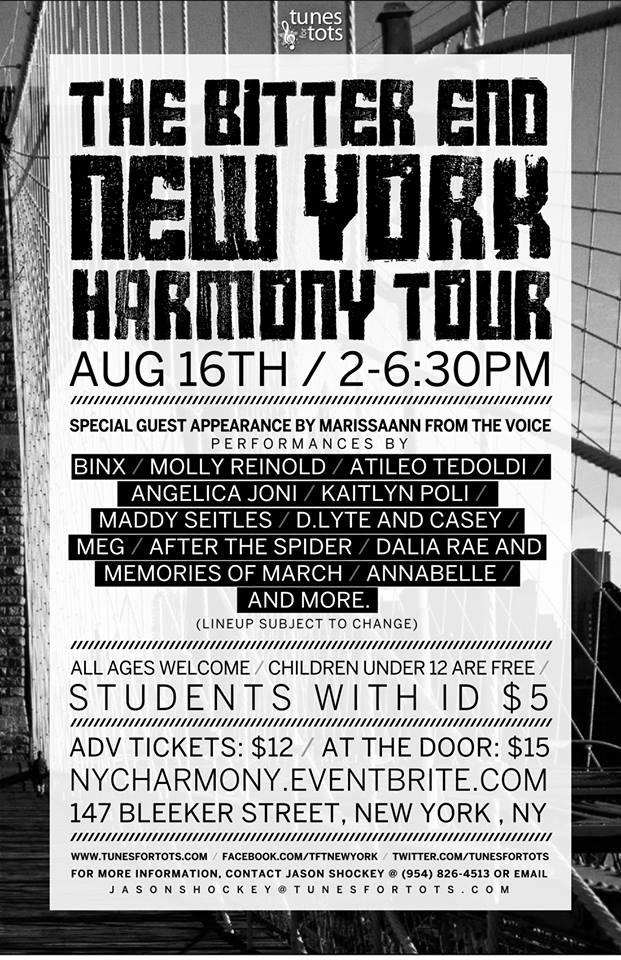 New York Aug