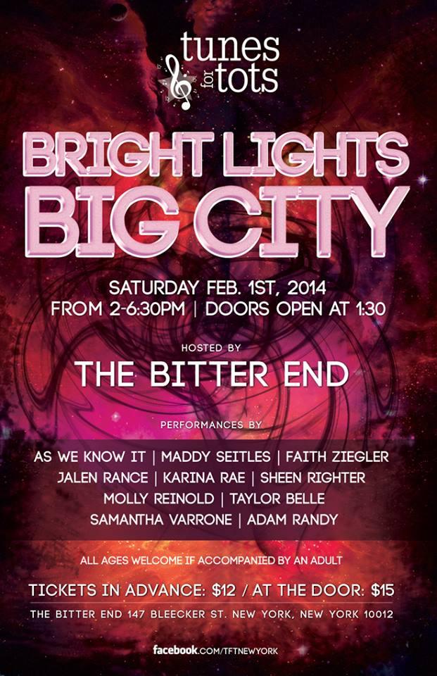 Bright Lights Feb